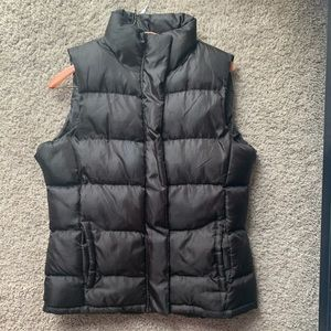 DARK DARK BROWN VEST